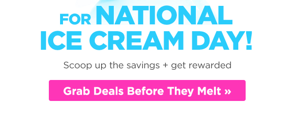 Hooray for National Ice Cream Day. Scoop up the savings on workplace must-haves and get rewarded with a free Dairy Queen® gift card.